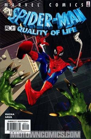 Spider-Man Quality Of Life #3