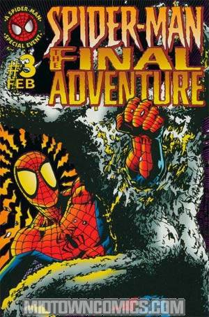 Spider-Man The Final Adventure #3