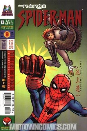Spider-Man The Manga #9