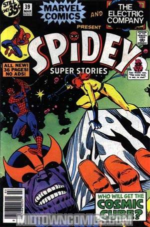 Spidey Super Stories #39