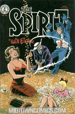Spirit Vol 5 #24