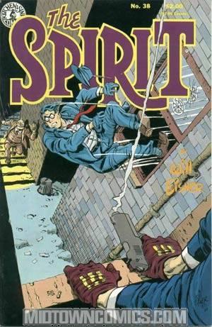 Spirit Vol 5 #38