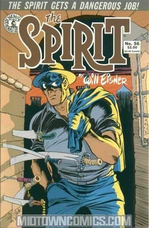 Spirit Vol 5 #56