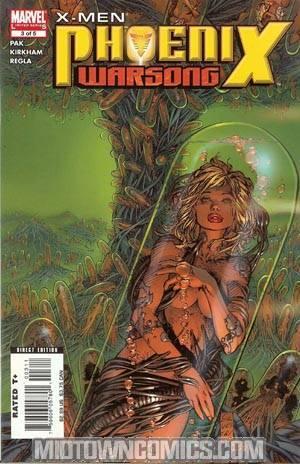X-Men Phoenix Warsong #3