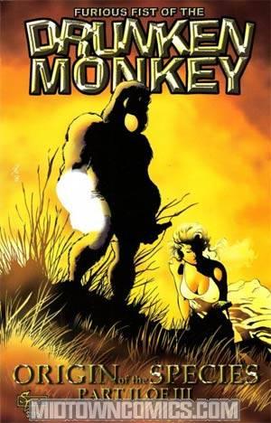 Furious Fist Of The Drunken Monkey Origin Of The Species #2