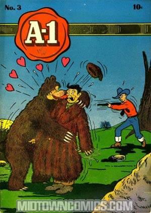 A-1 Comics #3