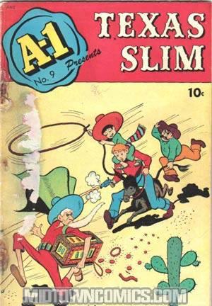 A-1 Comics #9