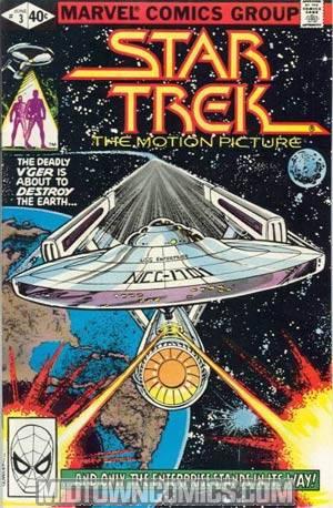 Star Trek (Marvel) #3
