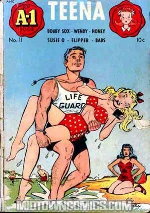 A-1 Comics