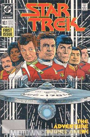 Star Trek (DC) Vol 2 #1
