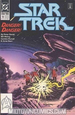 Star Trek (DC) Vol 2 #13