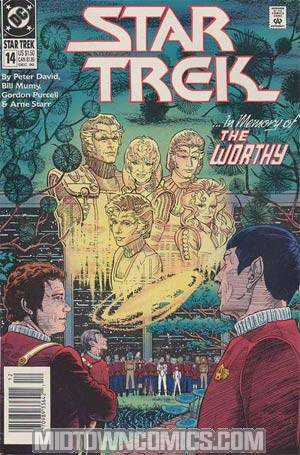 Star Trek (DC) Vol 2 #14