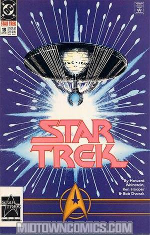Star Trek (DC) Vol 2 #18