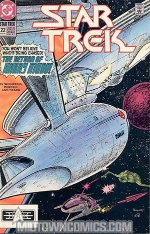 Star Trek (DC) Vol 2 #22