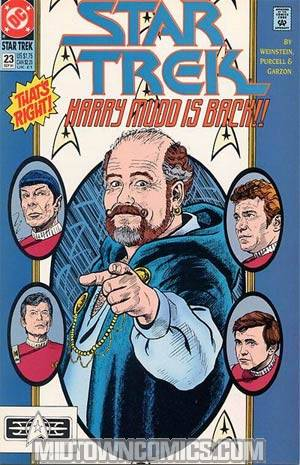 Star Trek (DC) Vol 2 #23