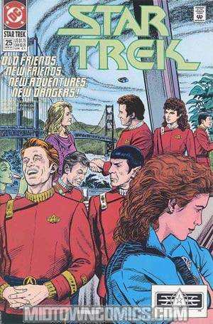 Star Trek (DC) Vol 2 #25