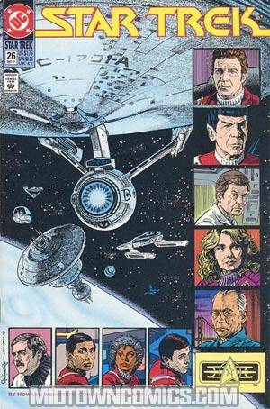 Star Trek (DC) Vol 2 #26