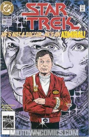 Star Trek (DC) Vol 2 #28