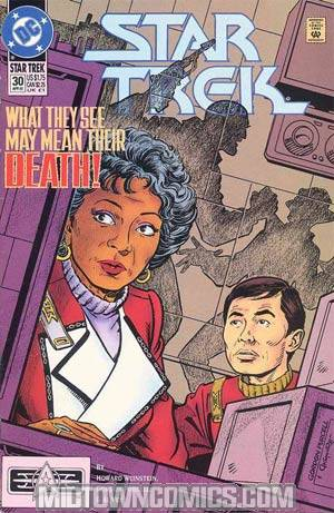 Star Trek (DC) Vol 2 #30