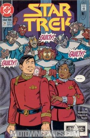 Star Trek (DC) Vol 2 #31