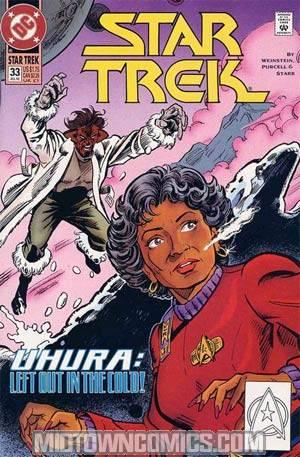 Star Trek (DC) Vol 2 #33