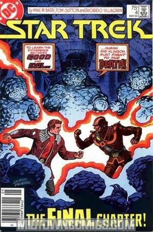 Star Trek (DC) #4