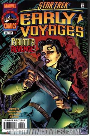 Star Trek Early Voyages #11