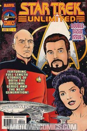 Star Trek Unlimited #2