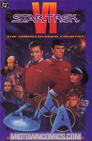 Star Trek VI The Undiscovered Country #1 Prestige Edition