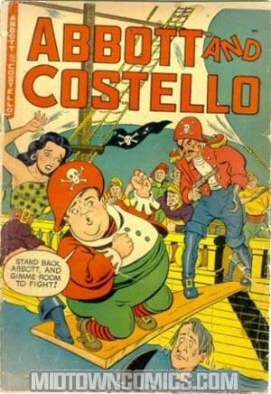 Abbott And Costello #8