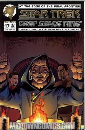 Star Trek Deep Space Nine (Malibu) #17
