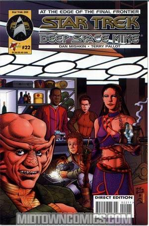 Star Trek Deep Space Nine (Malibu) #22