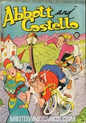 Abbott And Costello #10