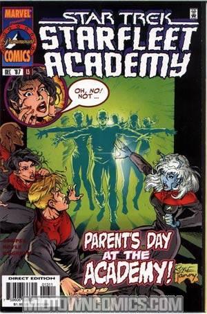 Star Trek Starfleet Academy #13