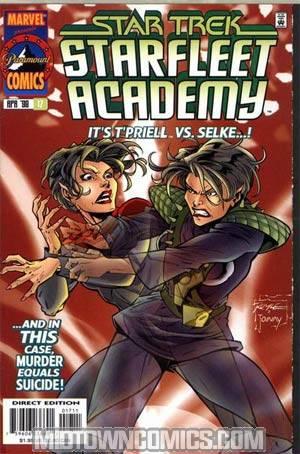 Star Trek Starfleet Academy #17