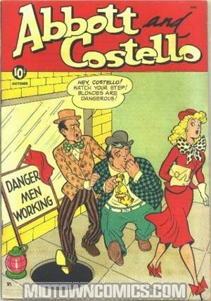 Abbott And Costello #11