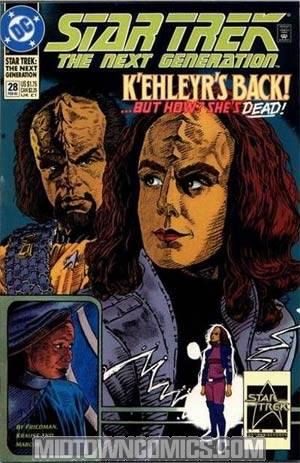 Star Trek The Next Generation Vol 2 #28