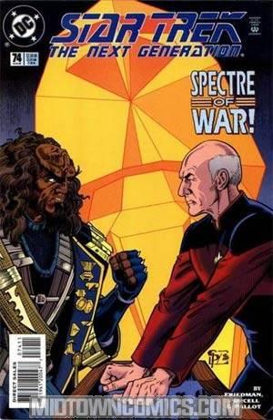 Star Trek The Next Generation Vol 2 #74