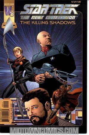 Star Trek The Next Generation The Killing Shadows #2