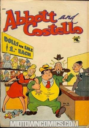 Abbott And Costello #16