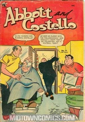 Abbott And Costello #19
