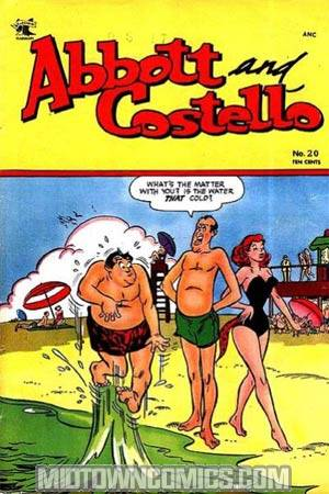 Abbott And Costello #20