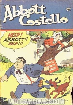 Abbott And Costello #25