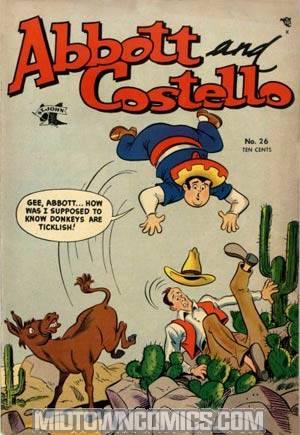 Abbott And Costello #26