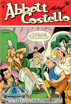 Abbott And Costello #27