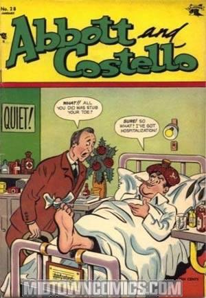 Abbott And Costello #28