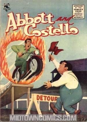 Abbott And Costello #31