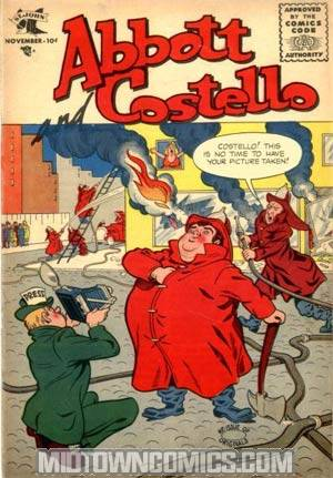 Abbott And Costello #33