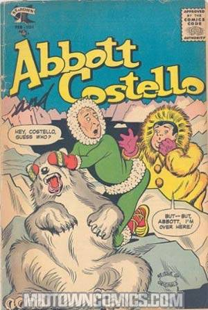 Abbott And Costello #36