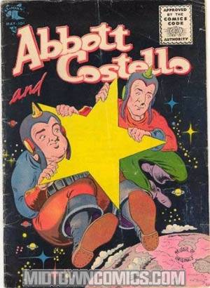 Abbott And Costello #38